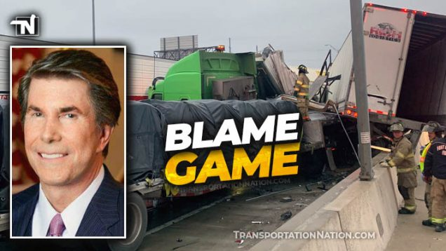 Fort Worth Blame Game