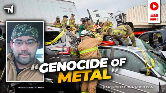 Genocide of Metal Ryan Chaney video