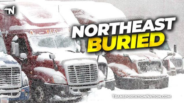 Northeast Buried Noreaster