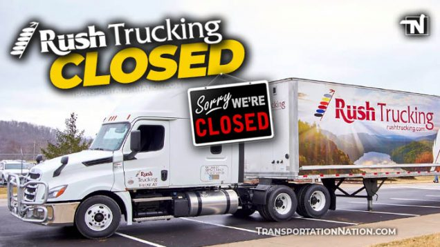 Rush Trucking CLOSED