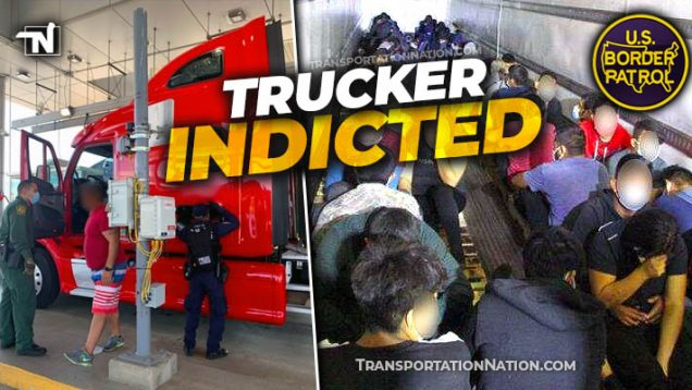Trucker INDICTED