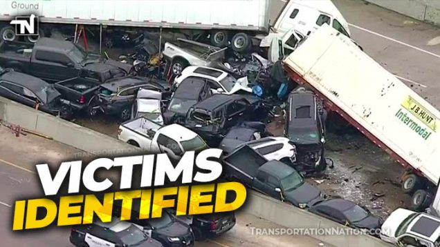 Victims Identified in Fort Worth Pileup