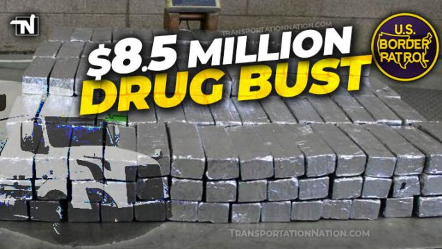 $8.5 Mill Drug Bust