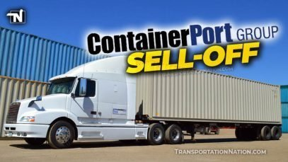 ContainerPort Group Sell Off