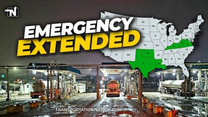 Fuel Emergency Extended FMCSA
