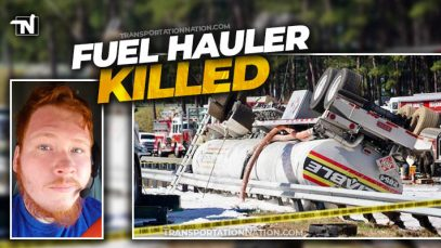 Fuel Hauler Killed I95 North Carolina