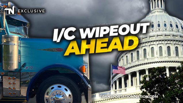 IC Wipeout Ahead