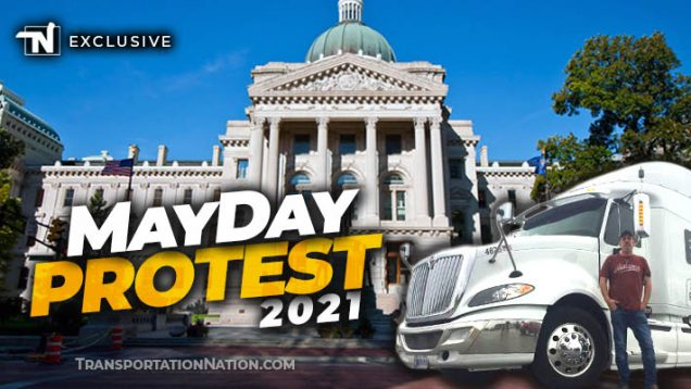 MayDay Protest 2021