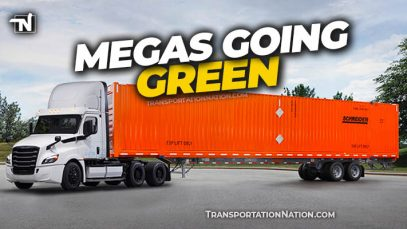 Megas Going Green
