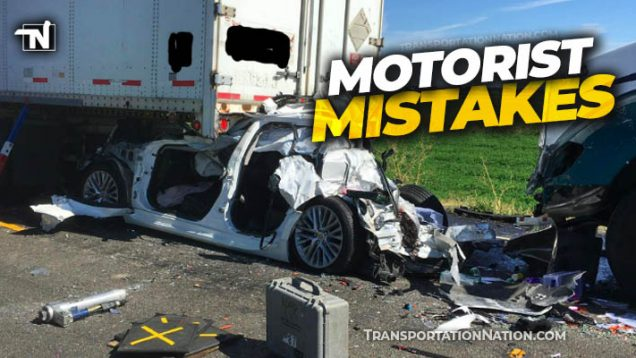 Oklahoma Trooper Calls Out Motorists for Driving Mistakes