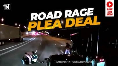 Road Rage Attack on DashCam plea deal X