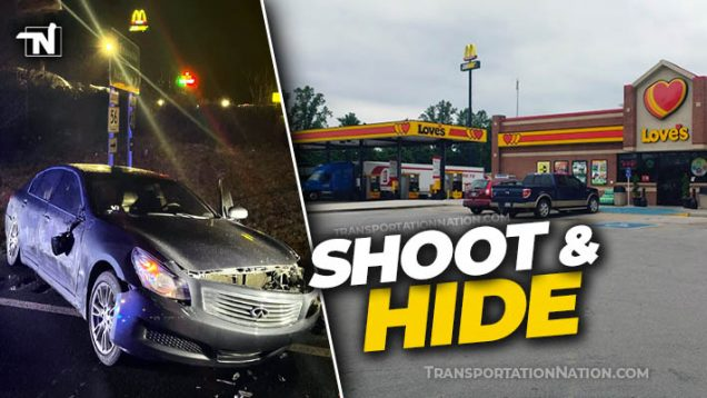 Shoot & Hide at the Loves Travel Stop in Baxter, TN