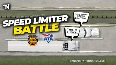 Speed Limiter Battle OOIDA ATA