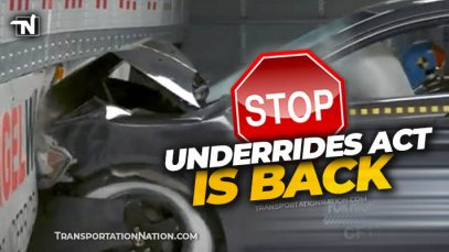 Stop Underrides Act is Back
