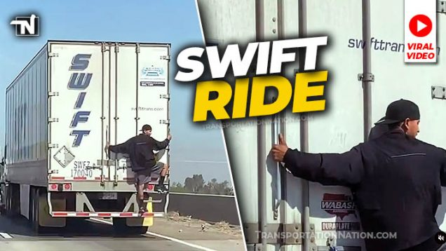 Swift Ride in California