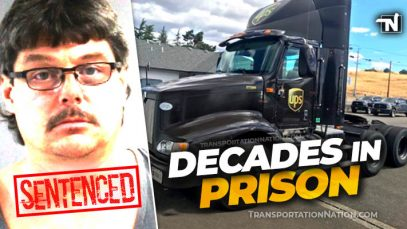 UPS Truck Driver Serial Shooter SENTENCED to prison