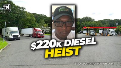 $220k Diesel Scheme in New Jersey