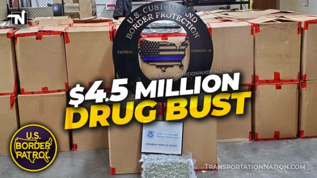$4.5 Mill Drug Bust in North Dakota