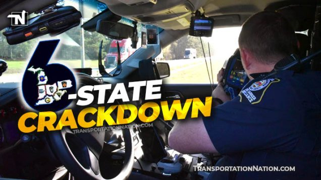 6-State Crackdown April 2021