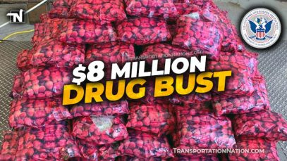 $8 million drug bust – strawberries