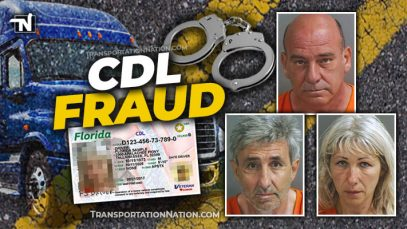 CDL Fraud in Florida