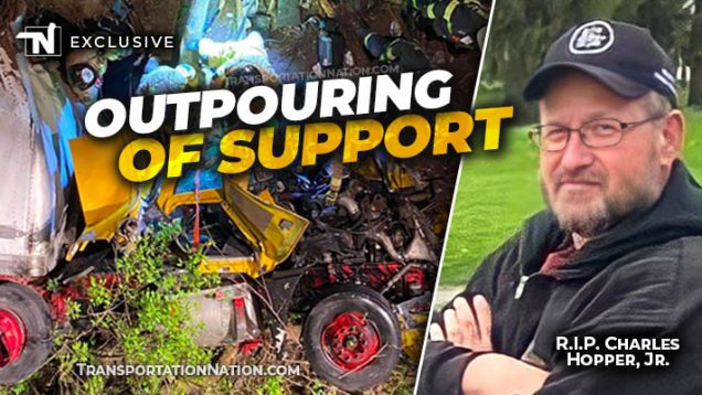Charles Hopper Jr – Outpouring of Support