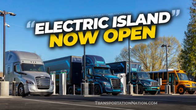 Electric Island Now Open