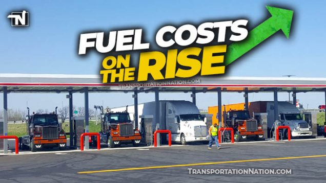 Fuel Costs on the Rise