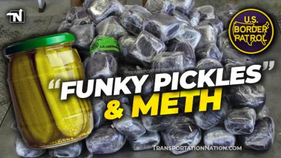 Funky Pickles and Meth