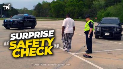 Georgia Surprise Safety Check