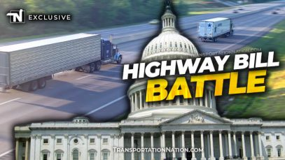 Highway Bill Battle