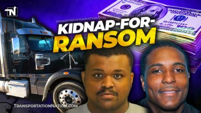 Kidnap for Ransom, Brian Summerson and Pierre Washington
