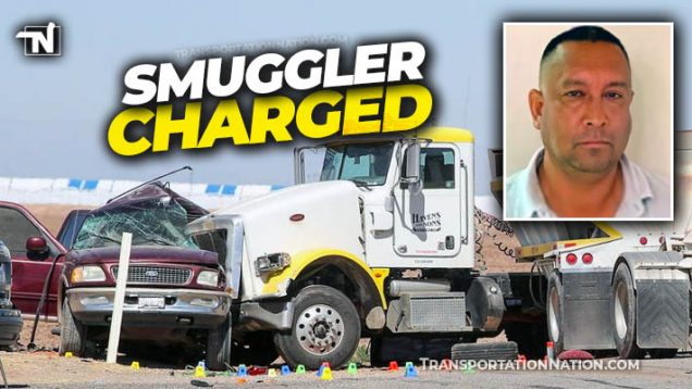 Mass Casualty Accident in Southern California SMUGGLER CHARGED