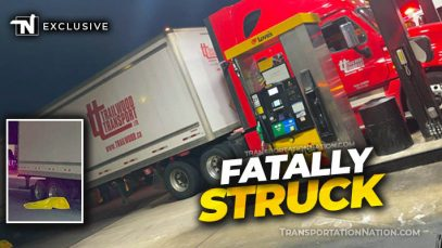 Trucker Fatally Struck at Michigan Love's UPDATE