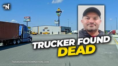 Trucker Found Dead at Atkinson Love's Travel Stop