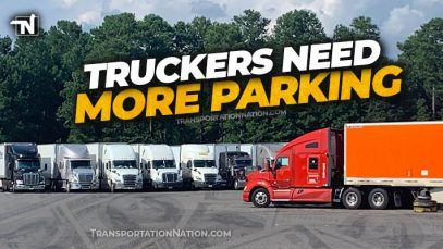 Truckers Need More Parking