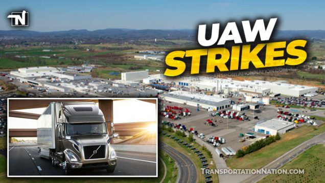 UAW Strikes – Volvo