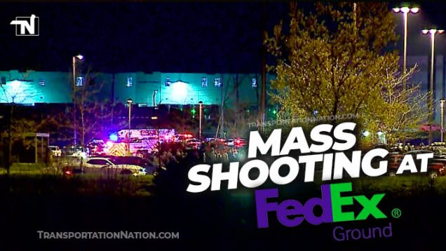 mass shooting at FedEx Ground