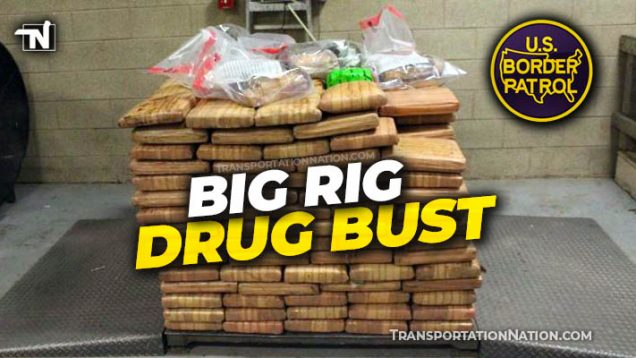 Big Rig Drug Bust – May 13 2021