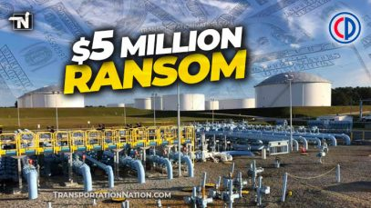 Colonial Pipeline – $5M Ransom