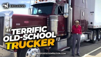 Dave Sheets – Terrific Old School Trucker