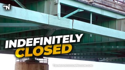 Memphis Bridge Indefinitely Closed
