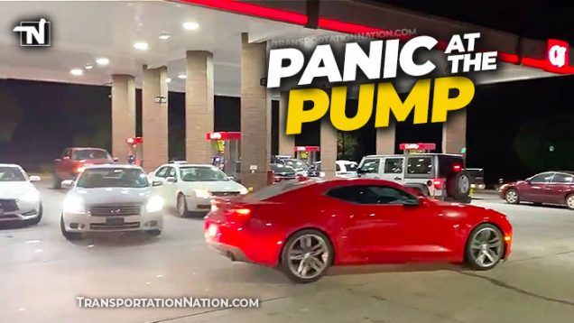 Panic at the Pump – Colonial Pipeline