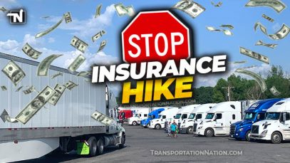 Stop Insurance Hike – May 2021