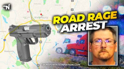 Thomas Colburn Road Rage Arrest