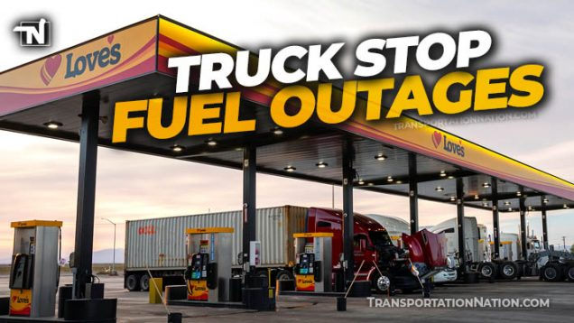 Truck Stop Fuel Outages – Colonial Pipeline