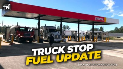 Truck Stop Fuel Update – Colonial Pipeline