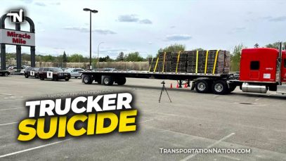 Trucker Suicide in Minnesota