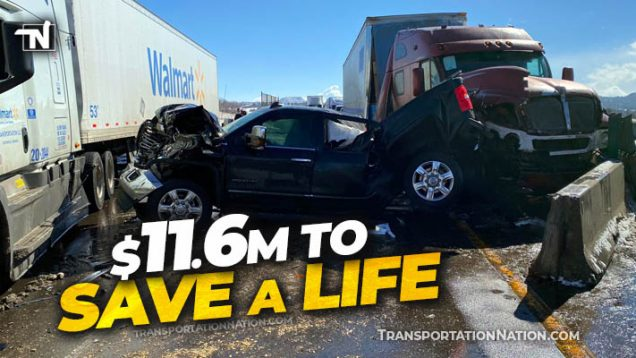 $11.6M to Save a Life