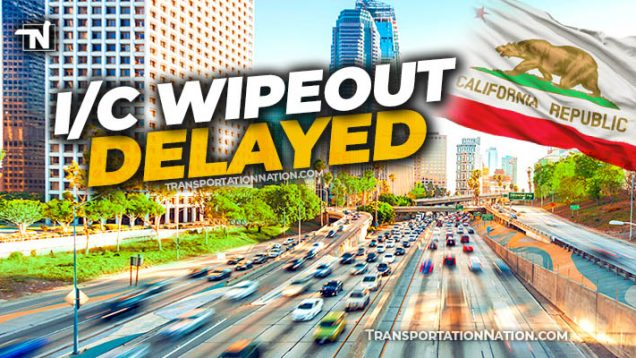 California's IC Wipeout Delayed